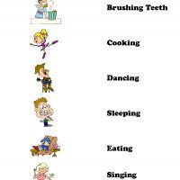 Free Printable Worksheet an Effortless Mode to Teach Kids ...